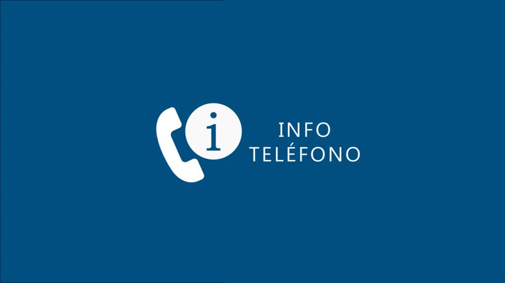 Info Teléfono - Saber a qué operador pertenece, portabilidades y más...